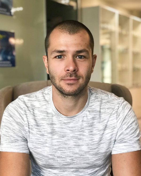 Михаил Дадов