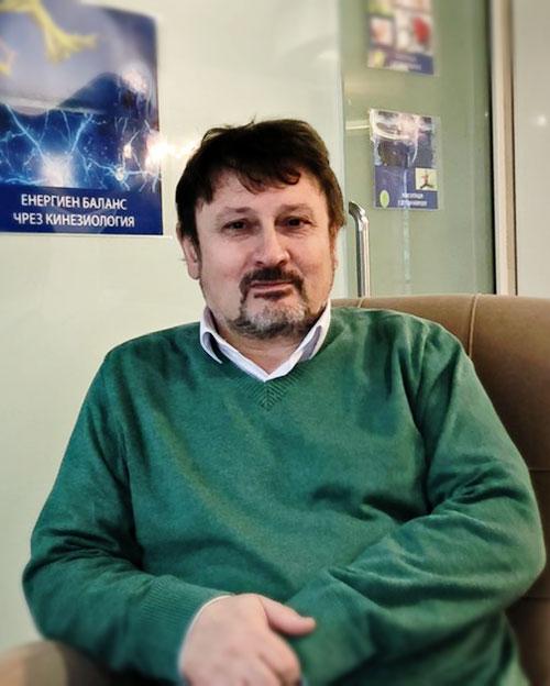 Валентин Мирчев - юмейхо специалист Qlife.bg
