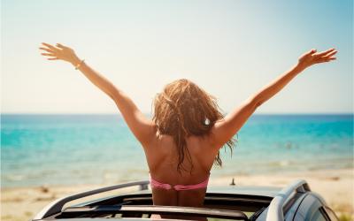 Как да се грижиш за кожата си през лятото с натурални продукти
